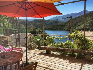Gîtes 3 épis vue lac (2-4pers) - Tolla vacation rentals