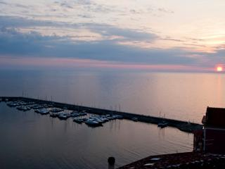 Panoramic on the sea in historical center. - Agropoli vacation rentals