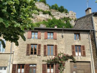 Rhône et Vignes Maison avec piscine-spa intérieure - Saint-Sorlin-en-Bugey vacation rentals