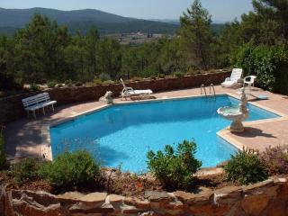Rez de villa  de 70 m² avec piscine de 90 m² - Carnoules vacation rentals