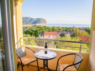 Pansion Nobel - Double Studio with Balcony and Sea View 11 - Buljarica vacation rentals