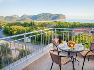 Pansion Nobel - Triple Studio with Balcony and Sea View 12 - Buljarica vacation rentals
