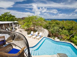 Deluxe villa with white sand beach access. MAV OTR - Virgin Gorda vacation rentals