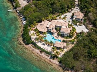 Situated on one acre of waterfront land behind an electric gate. MAS ALA - Great Cruz Bay vacation rentals