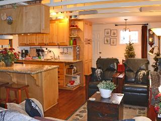 3rd night free! Romantic luxury cabin w/spa, WiFi - Big Bear Lake vacation rentals