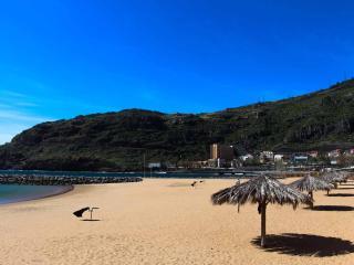 Beach 2 min walk. Balconys. WiFi. AC. CASA DO PICO - Machico vacation rentals