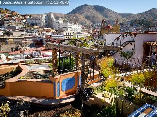 Central sophistication with rooftop garden - Atotonilco vacation rentals