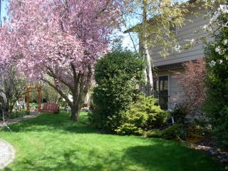 Wild Rose Garden Apartment in Sunny Sequim - Sequim vacation rentals