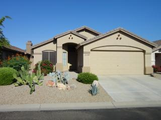 Sunsets, Picturesque Mountains Golf Course Home - San Tan Valley vacation rentals