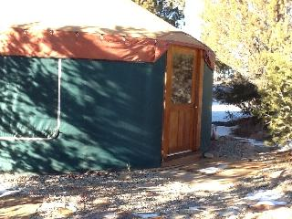 Mesa Verde Yurt- Glamping Escape - Mancos vacation rentals