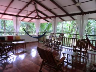 Oceanfront Villa Noor - 5 acres of Wildlife/Beach - Manzanillo vacation rentals