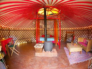 Yurt Amazing view over the valley - Faro vacation rentals