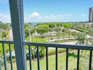 Inviting condo w/ heated pool, short walk to South Beach & Caxambas Boat Park - Marco Island vacation rentals