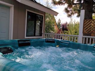 WOW! DISCOUNTED!   NICE!  10 to 12 ppl. HOT TUB! FIREPLACE! GameRoom - Big Bear City vacation rentals