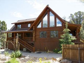 FREE 3rd NIGHT! Beautifully Rustic! Private! Spacious Pool Tbl  HORSE CORALS! - Big Bear City vacation rentals
