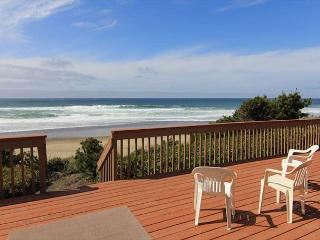 Wonderful Ocean Front Home-Perfect for a Family Retreat! - Gleneden Beach vacation rentals
