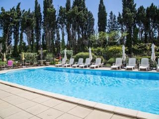 Traditional 17c Provencal Mas, 4bed, 4bath, Pool - Rognonas vacation rentals