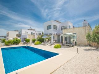 Esprit 26, 3 bed with pool, panoramic sea views - Latchi vacation rentals