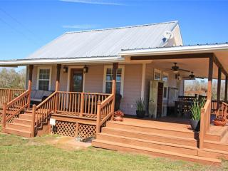 Updated Cabin on 10+ Acres - Round Top vacation rentals