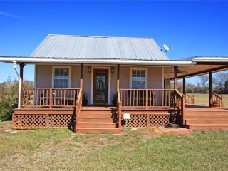 Perfect Farmhouse Barn with Deck and Dishwasher - Round Top vacation rentals