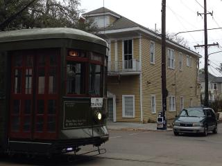 Unique residence On streetcar line - New Orleans vacation rentals