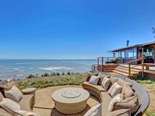 Spectacular Oceanfront Home with Panoramic views - Bolinas vacation rentals