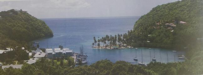 Marigot Bay Marina, Apartment 6a - Marigot Bay vacation rentals