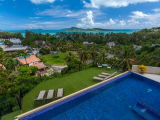 DIAMOND: 9 Bedroom, Seaview, Private Pool Villa - Nai Harn vacation rentals