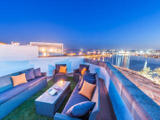 Seafront Penthouse - Puerto de Alcudia vacation rentals