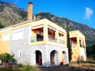 House with sea and mountain view - Kalamata vacation rentals