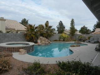Beautiful Luxurious Las Vegas Home with Pool & Spa - Las Vegas vacation rentals