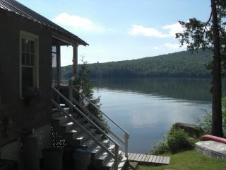 Silver Lake Cabin Lakefront in Adirondacks - Au Sable Forks vacation rentals