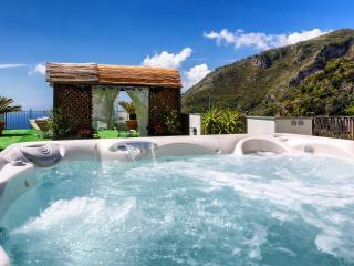 Villa Danae, mare colline e relax - Furore vacation rentals