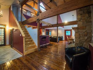 Beautiful Lodge with Deck and Internet Access - Gold Bridge vacation rentals