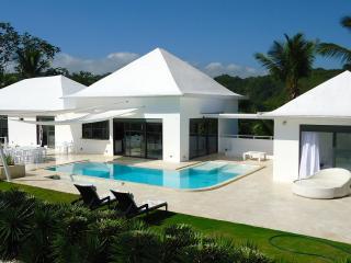 LA VILLA LAS TERRENAS.MODERN VILLA, 10+2 extra bed - Las Terrenas vacation rentals