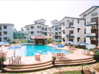 FLAT IN A BEAUTIFUL RESORT NEAR BAGA BEACH GOA - Baga vacation rentals