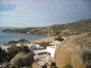 4 br villa on Super Paradise beach - Plintri vacation rentals