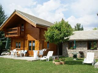 Nice Ski chalet with Garage and Television - Saint-Leger-les-Melezes vacation rentals