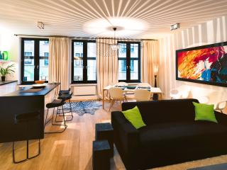 BRAND NEW - Beautiful Apt. near Grand Place: 100m² - Brussels vacation rentals
