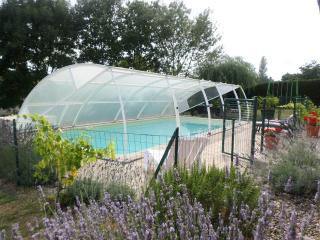 private gite with lovely private pool, free wifi - Castillonnes vacation rentals