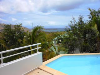 JELUCA 5... charming, affordable 4BR villa overlooking Orient Bay - Orient Bay vacation rentals