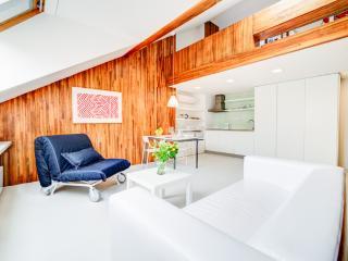 Cozy 1 bedroom Brno Apartment with Dishwasher - Brno vacation rentals