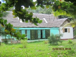 Abri Côtier une des villas de Piment Vanille - Ile Sainte-Marie (Nosy Boraha) vacation rentals