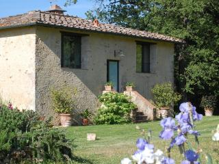 Large  bright apartment in countryside near Siena - Monticiano vacation rentals