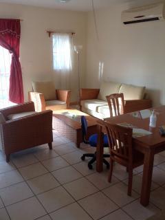 Villa no.19 Golfview estates dev. - Frigate Bay vacation rentals
