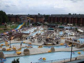 Wyndham Glacier Canyon Resort 3BR/2BA Deluxe Unit - Wisconsin Dells vacation rentals