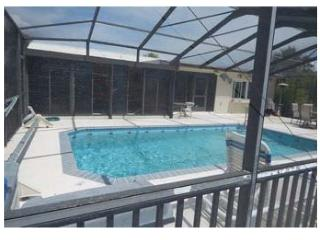 Comfortable 2 bedroom House in Hernando Beach with Deck - Hernando Beach vacation rentals