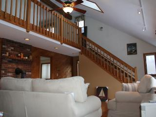 Large Waterville area home w/views & 2 kitchens - Campton Hollow vacation rentals
