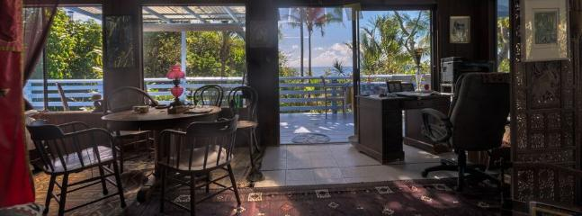 Beautiful B&B with Internet Access and Grill - Kalapana vacation rentals