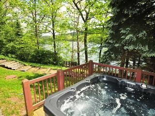 Lakefront 5 Bedroom w/Dock Slip: The Perfect Deep Creek Home for Relaxation! - Swanton vacation rentals